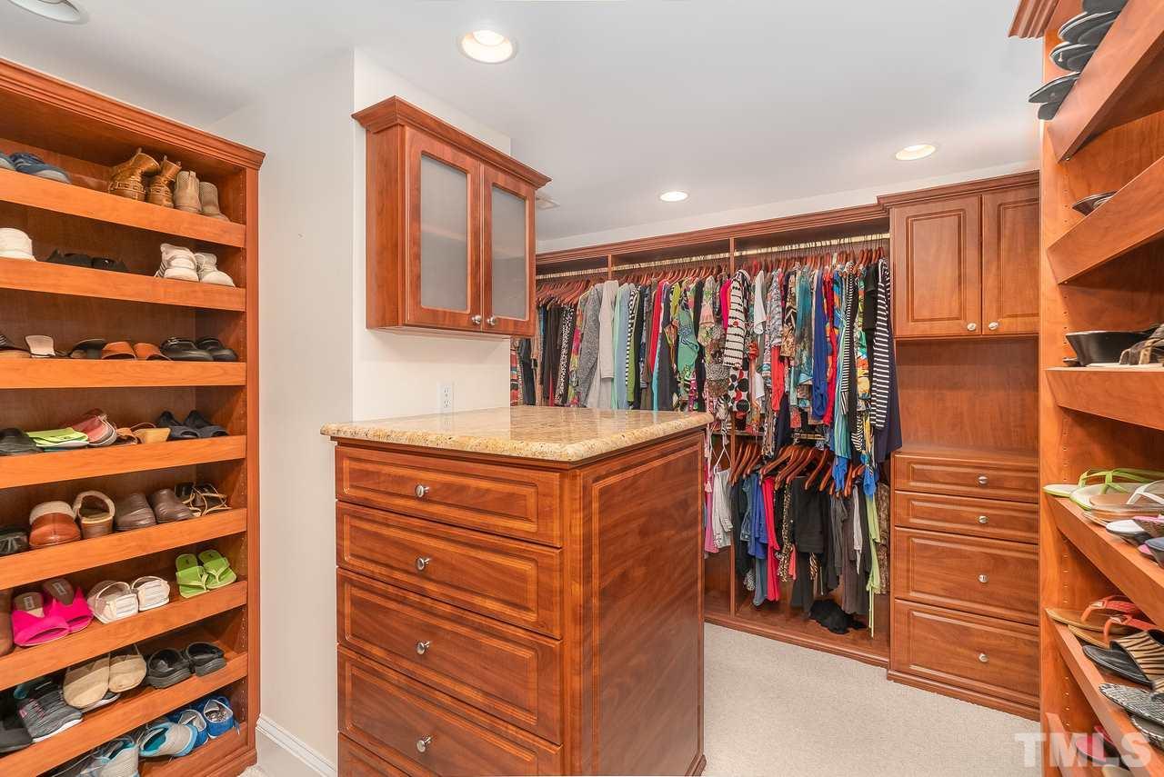 Part 2 of the impressive closet!