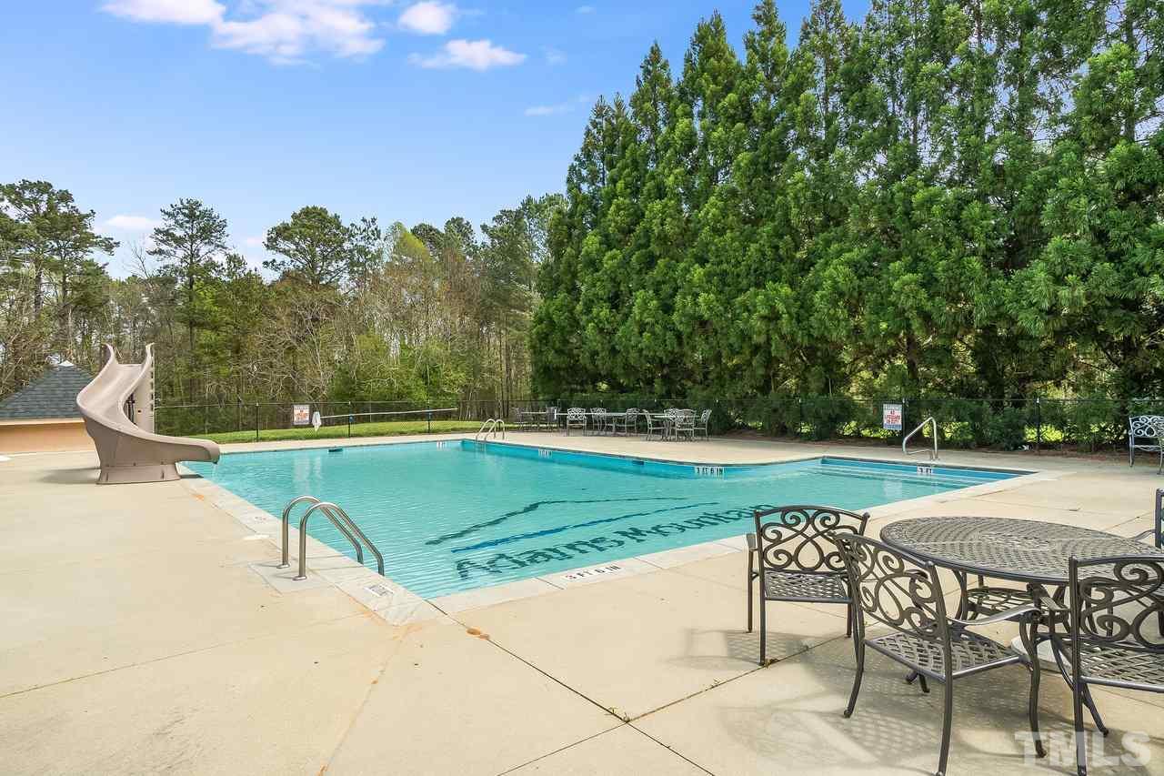 Adams Mountain community pool
