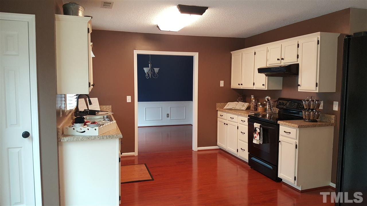 Spacious Kitchen to Accommodate a Center Island.