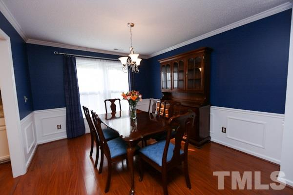 Large Dining Room for Holidays and Special Occasions.
