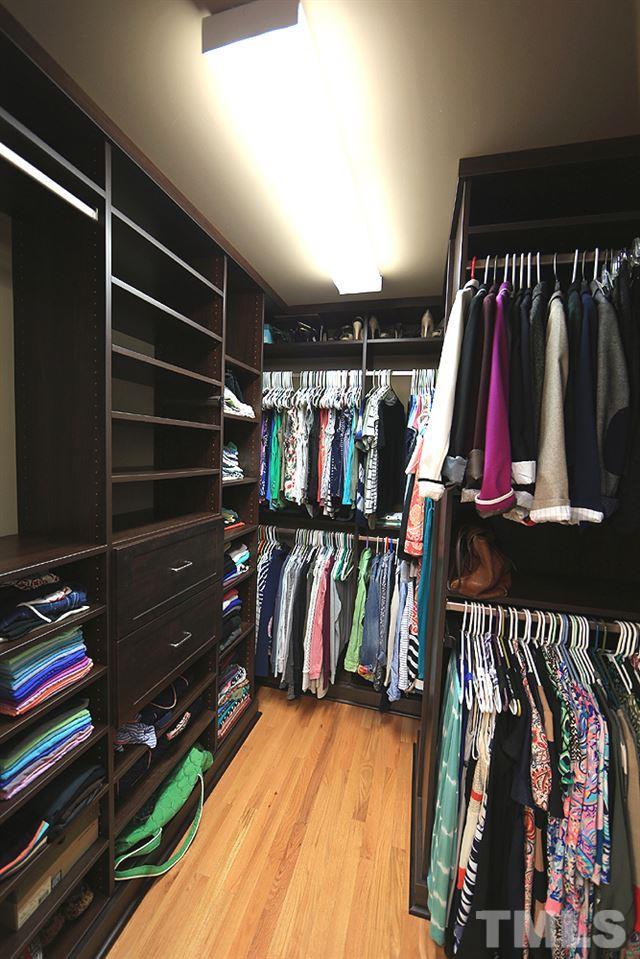 A dream closet.