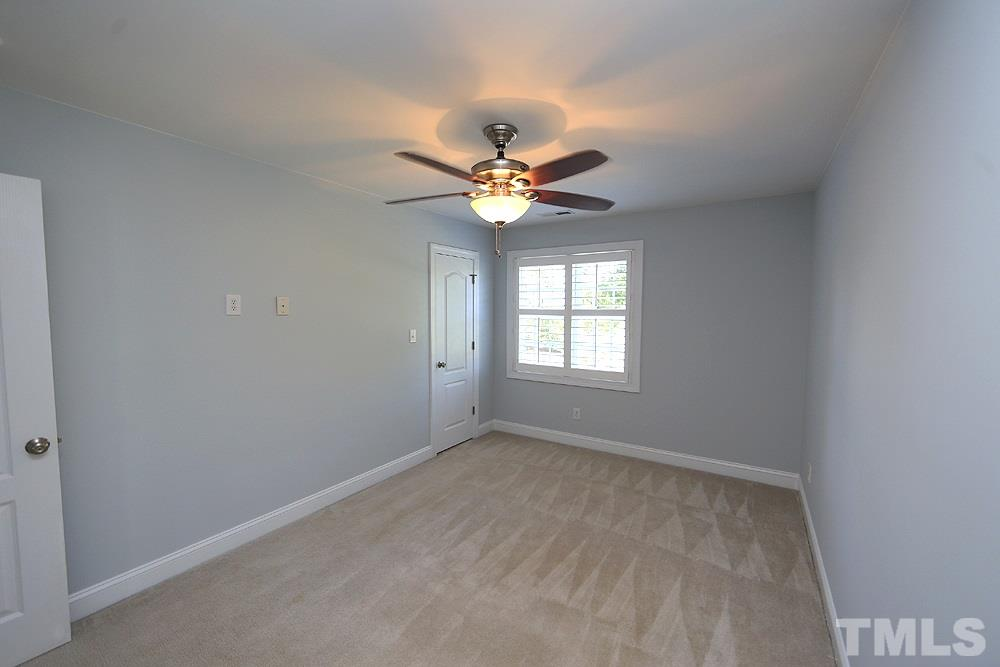 Front secondary bedroom.