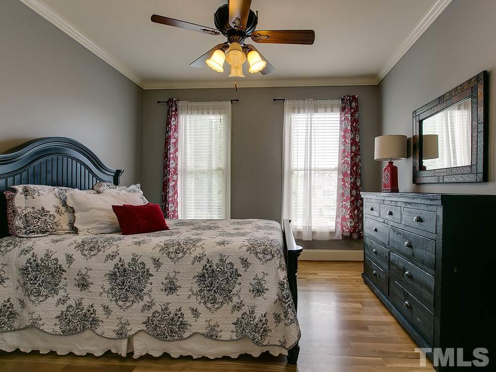 Great bedroom on main floor.