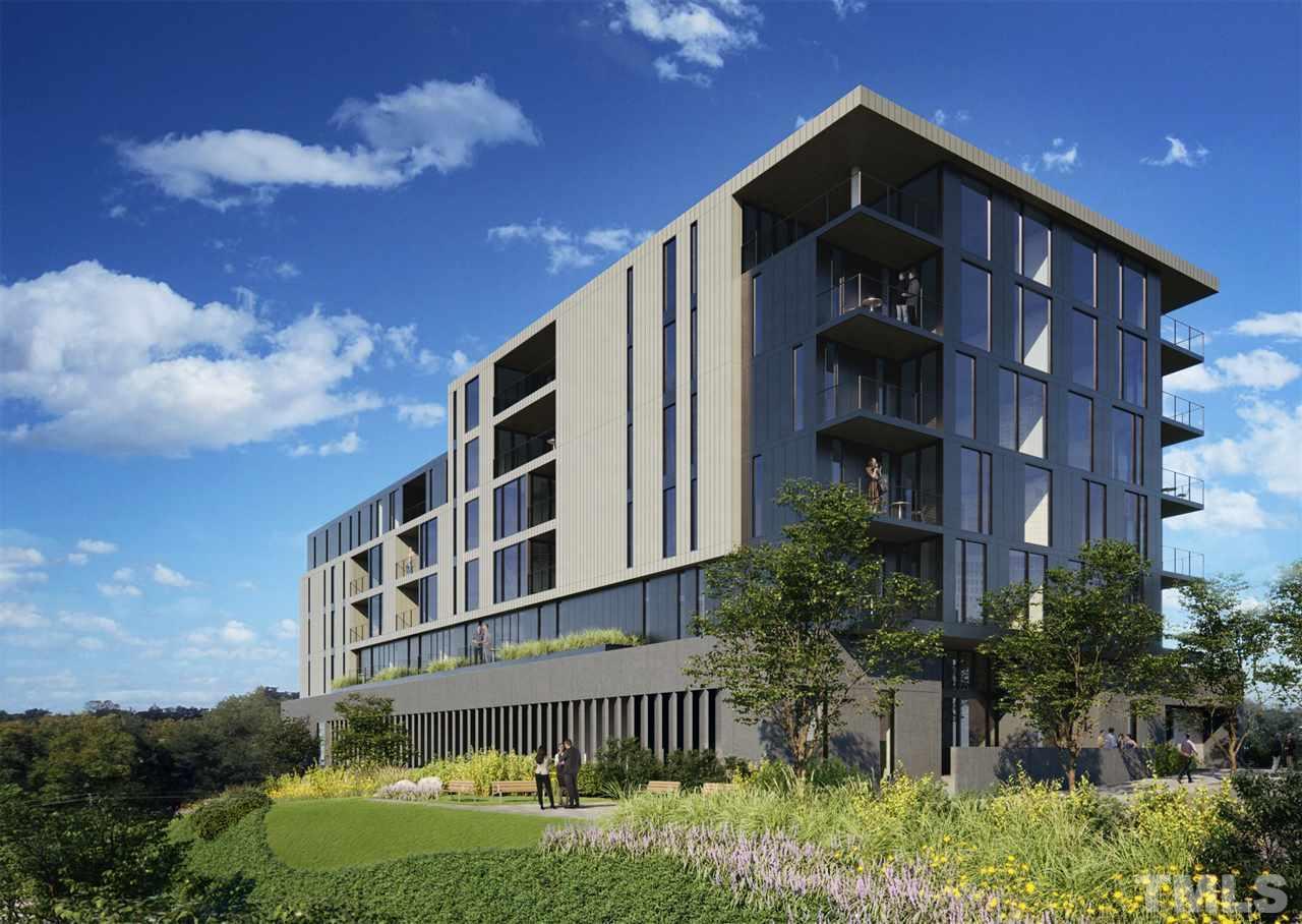 Raleigh's newest modern, architectural landmark