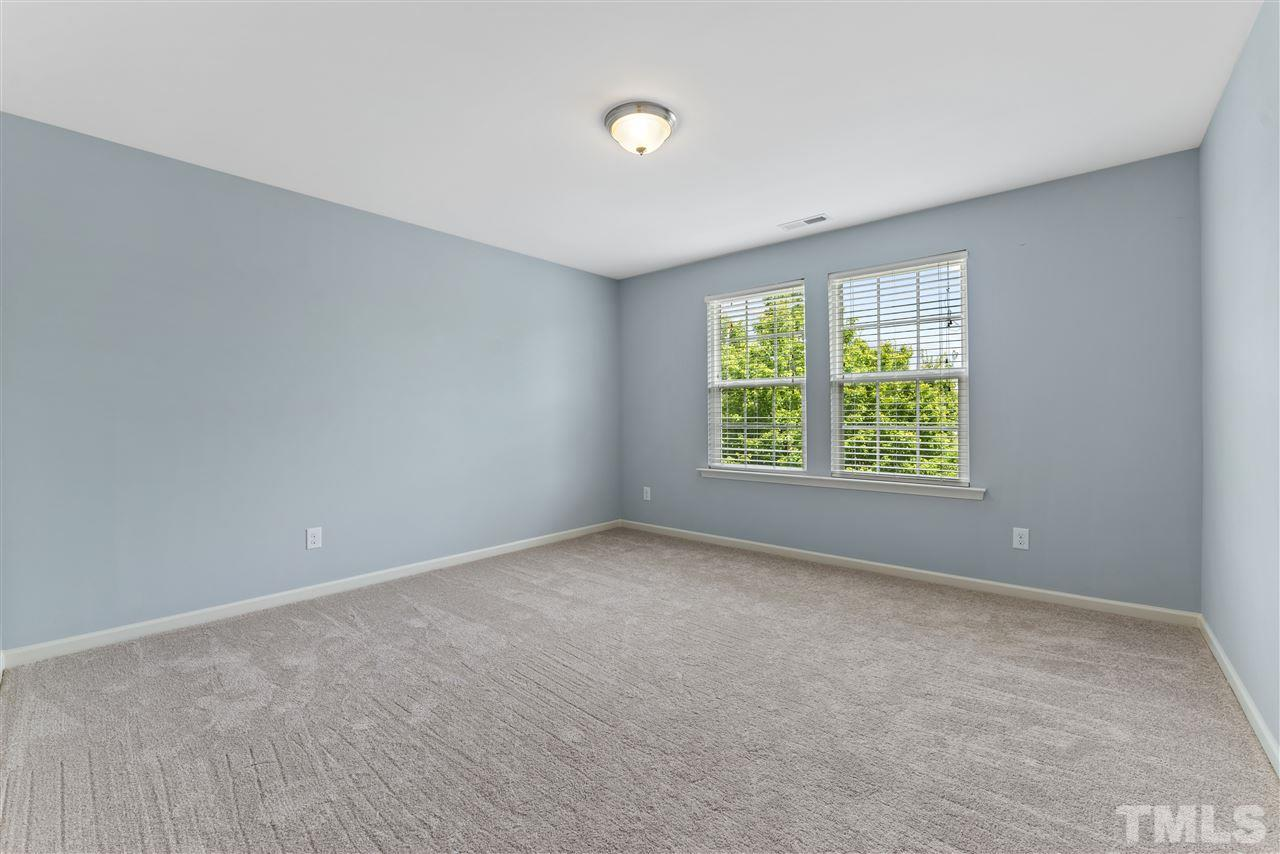 The secondary bedrooms are large with nice closets.