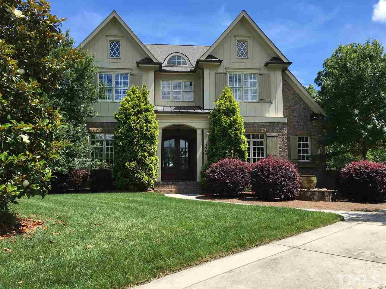 1204 Heritage Heights Lane, Wake Forest