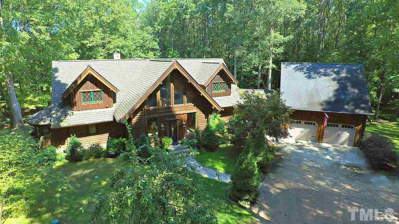 Fantastic blend of natural wooded privacy, with open pasture area, private pond, stream,garden walking trails-total privacy with the added convenience of being minutes from shipping, highways, restaurants, & so much more