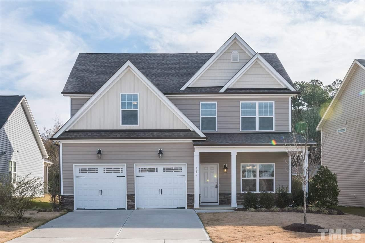 3106 Lacewing Drive, Zebulon