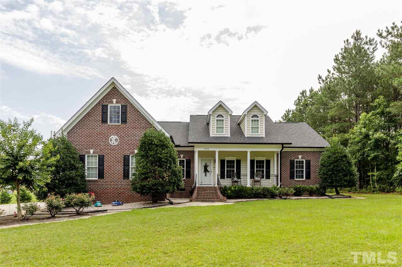 593 Williams White Road, Zebulon