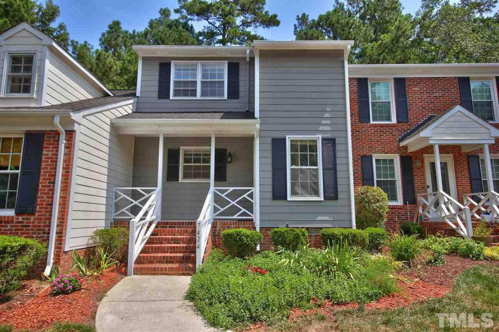 7424 penny hill lane raleigh nc fonville morisey real for Penny hill