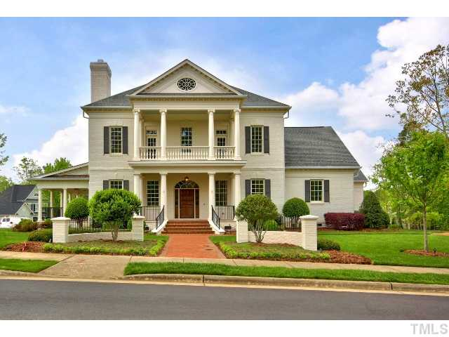 William Poole Designs william poole designs sunny point One Of The Most Admired Homes In 12 Oaks This William Poole Design Offers Classic Architecture In A Prominent Setting