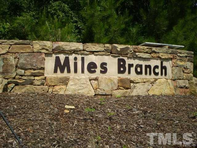 Lot 42 Miles Branch Road