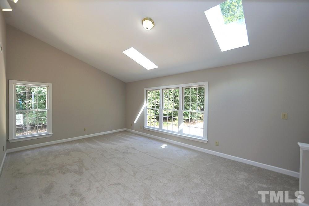 HUGE bonus room with a separate staircase.  Lots of natural bright light and ready for fun and enjoyment!