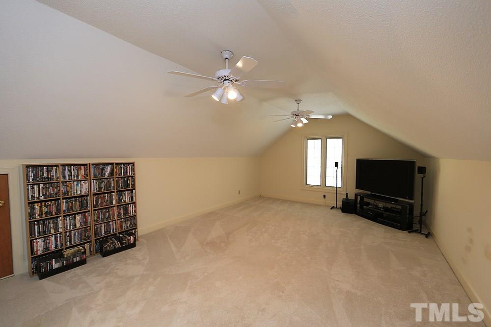 Plenty of space for friends and family to watch the big game or just relax and read or listen to music in this space.
