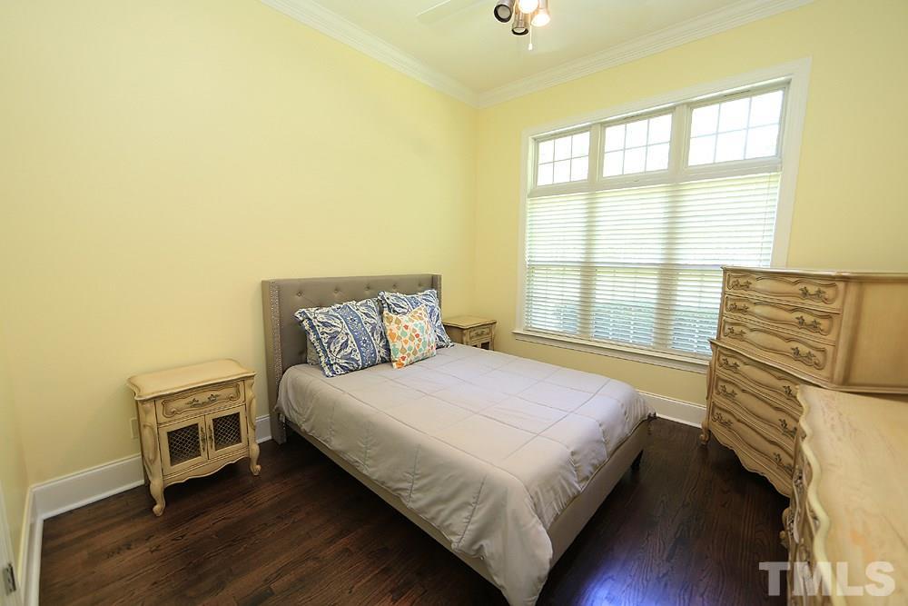 Wood Floors, Closet, Light, Large Window.