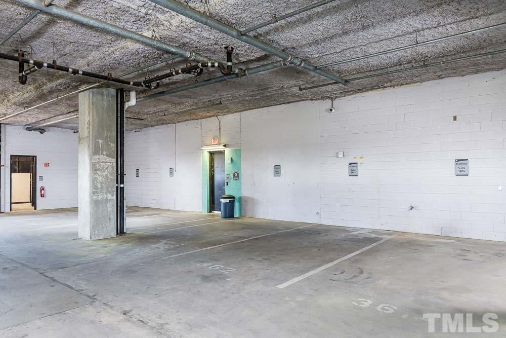 Condo has 3 deeded parking spaces and it is located on the same floor as your storage area.