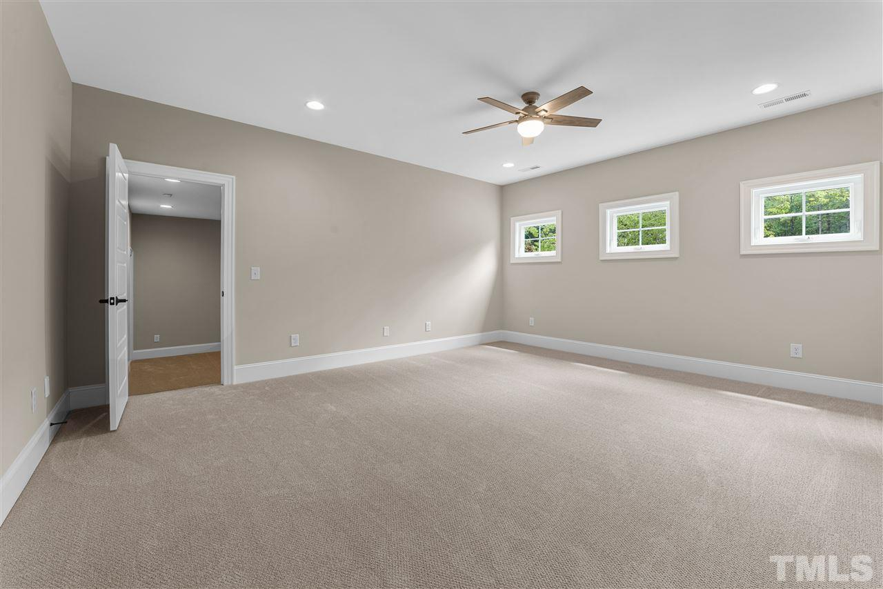In addition to the bonus, there is a rec room and a home theater (off the rec room).