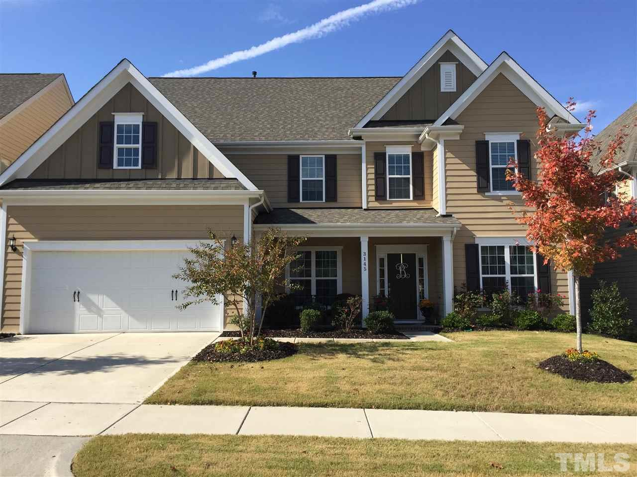 3145 Misty Rise Drive, Cary