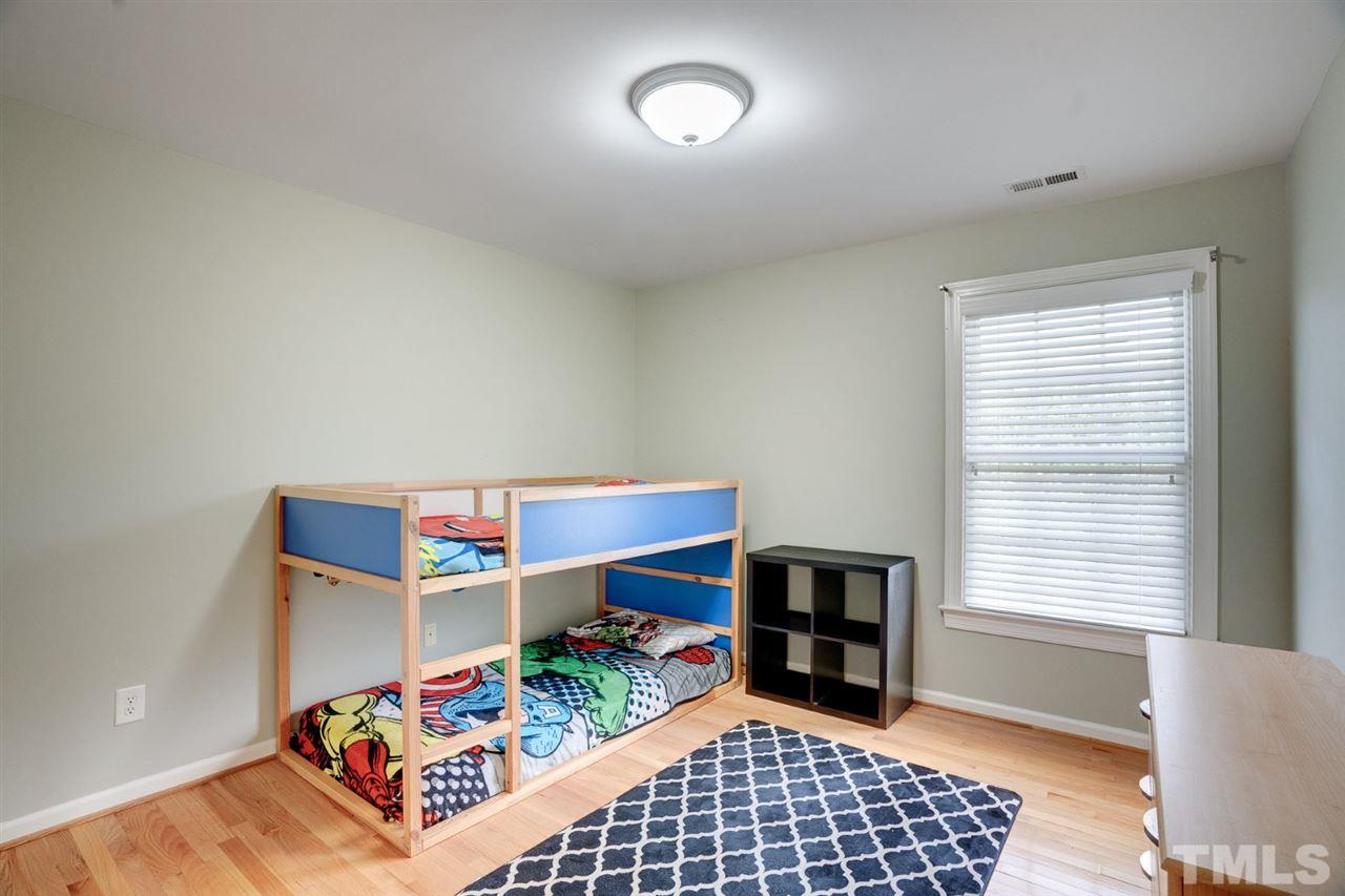 Spacious bedroom with great storage and natural light.