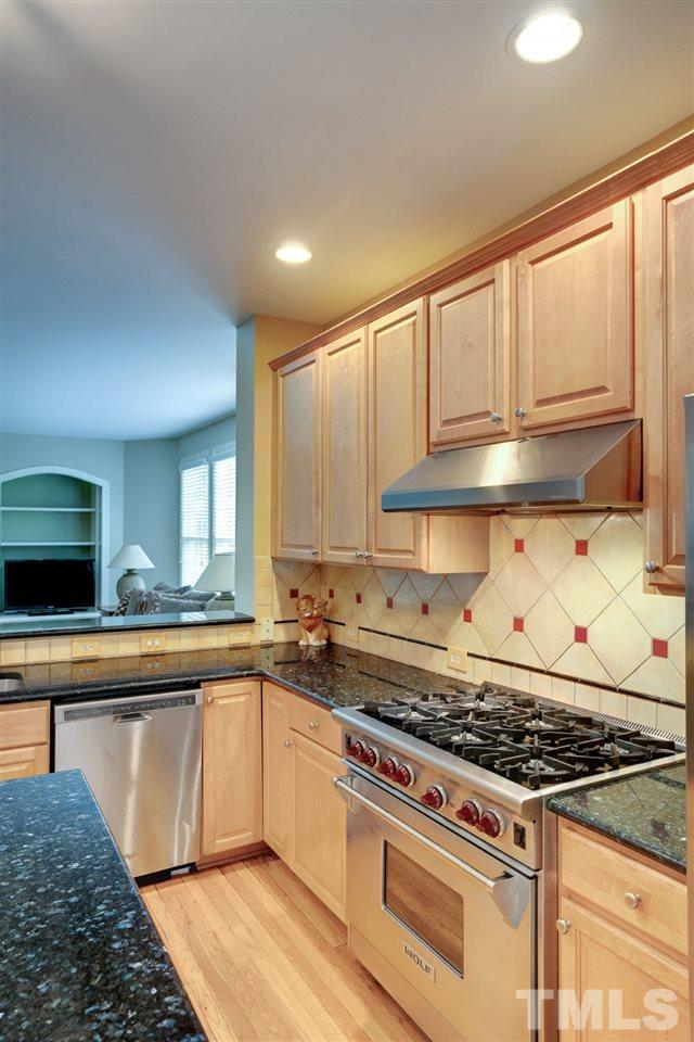 This is a kitchen built for family, food and fun! Come and see for your self.
