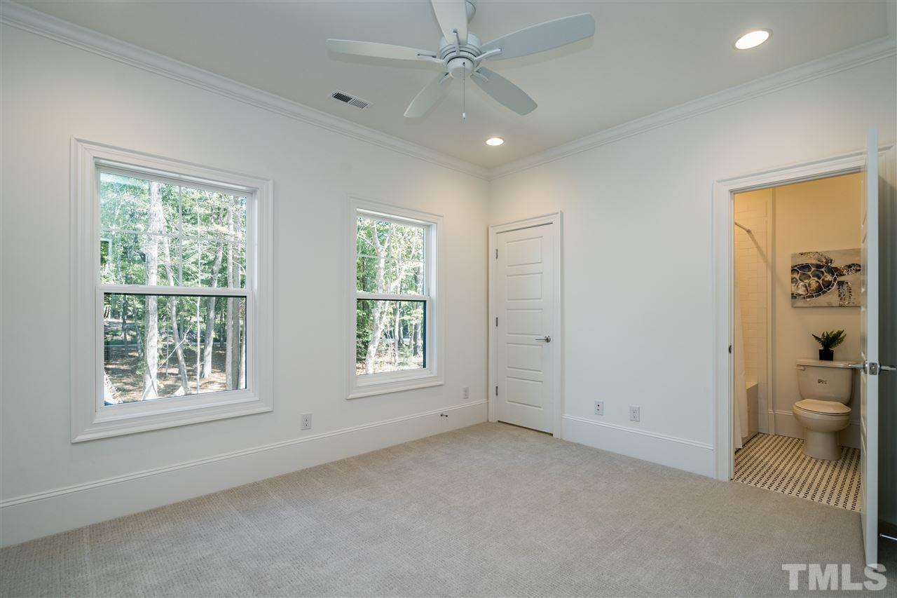 Double-duty flex room over the garage to fit your needs.