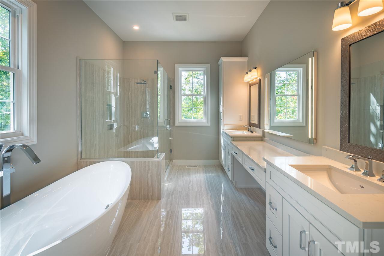 Custom Frameless Shower Enclosures