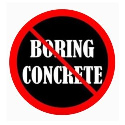 No Boring Concrete Decorative Concrete Design In Lakeland Florida