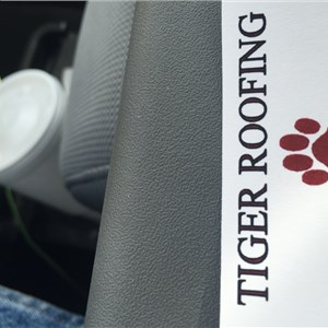 Tiger Roofing in Kaufman, Texas