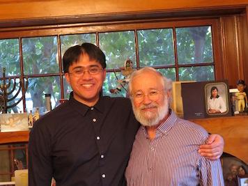 Daniel and John
