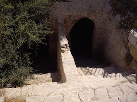 Mikvah-in-Hebron