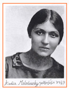 Early 20th Century Feminist Writers?