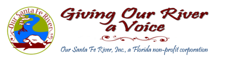 osfr letterhead In: Volunteers Needed | Our Santa Fe River, Inc. | Protecting the Santa Fe River in North Florida