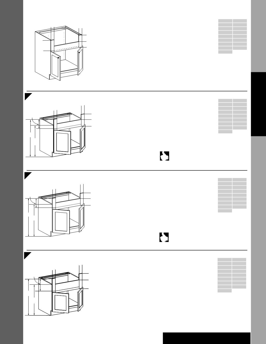 Kraftmaid Cabinet Specs Cabinets Matttroy
