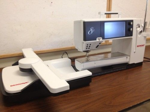 Bernina 830e Sewing & Embroidery Machine