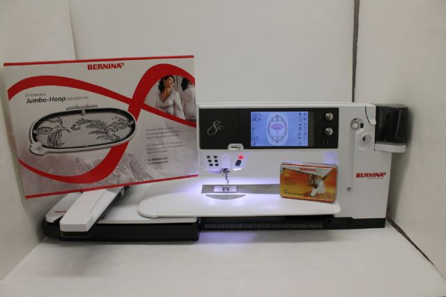 Bernina 830 Sewing Quilting & Embroidery Machine