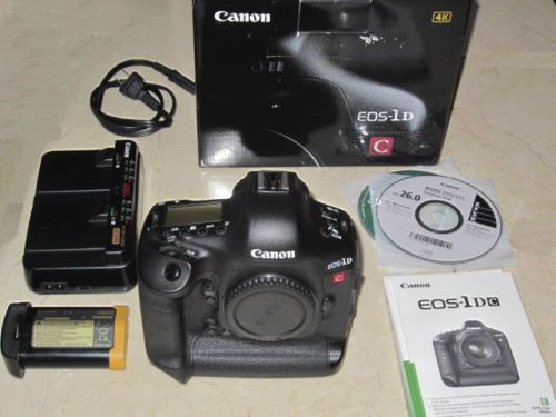 Canon Cinema EOS 1DC 4K Digital SLR Camera