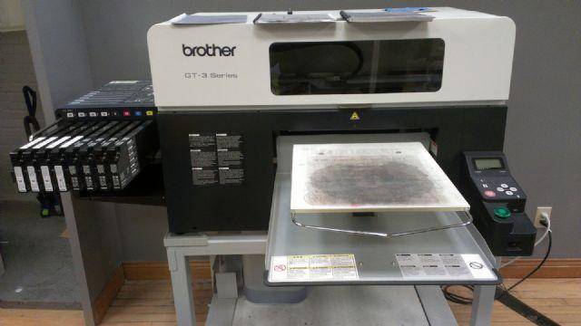 Brother GT-381 Digital Garment Printer