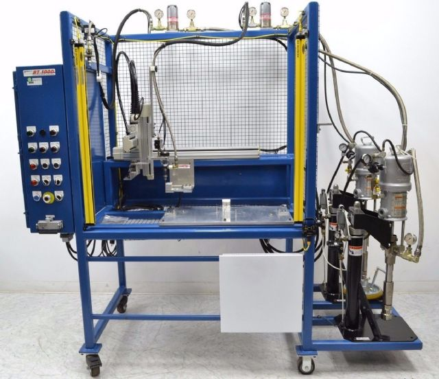 Robotics Inc. BT 1000 Automated Dispensing System