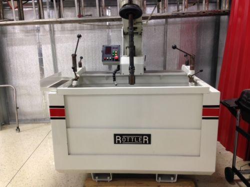 Rottler HP6A Diamond Honing Machine