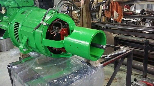 Lincoln SA-200 Pipeliner TURBO Yanmar Welder PHILADELPHIA