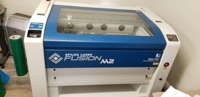 2017 Epilog 14000 Laser System