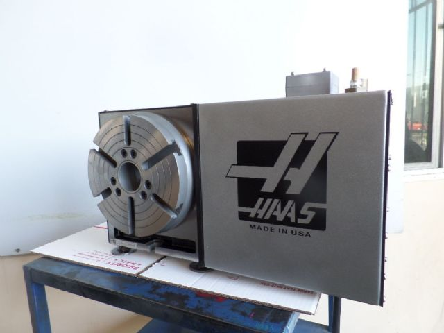 Haas HRT210 Brushless Rotary Table