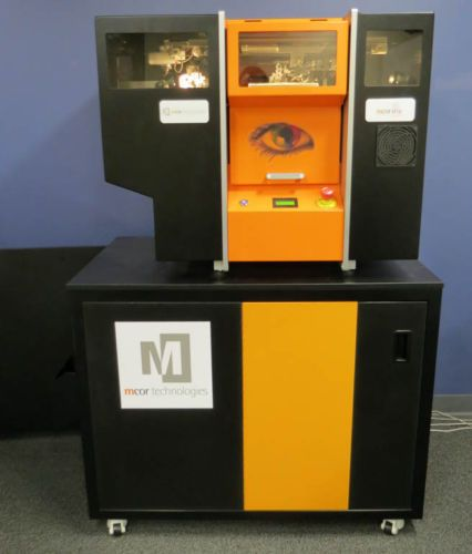 MCOR IRIS 3D Printer With Full Color 3D System