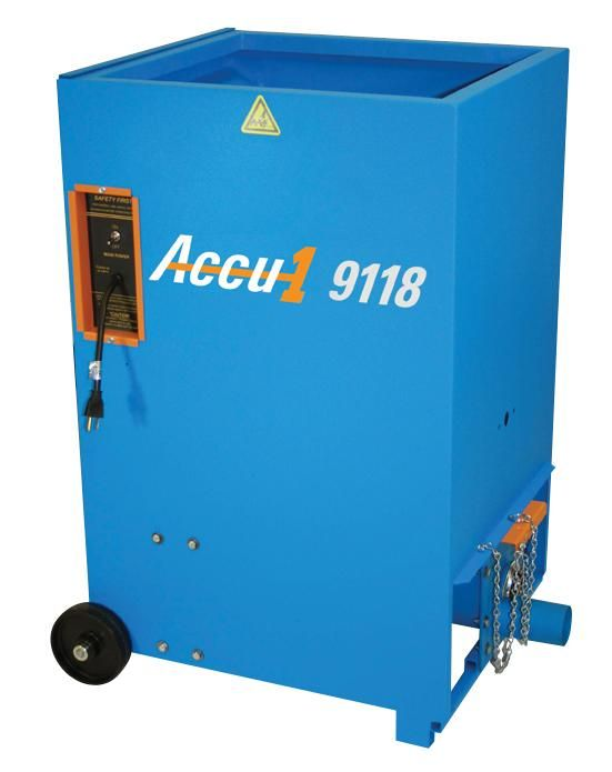 Insulation Fireproofing Machine Accu1 Fp5000 Huntington
