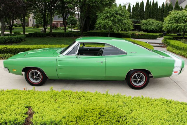 1969 Dodge Charger 500 Fully Restored Los Angeles California Classic