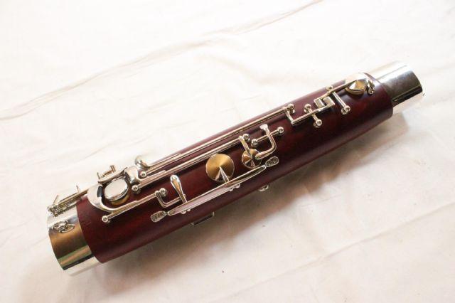 Schreiber Model S71 Artist Bassoon LOS ANGELES CALIFORNIA Musical