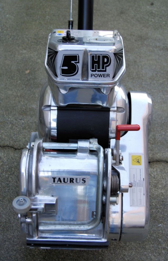Kunzle Amp Tasin Taurus 8 Quot Beltsander Floor Sander Los