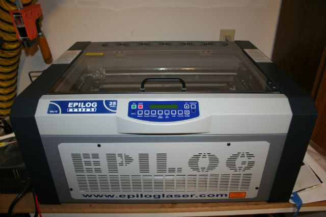Epilog Laser Mini 18 - 25 Watt C02 Laser LOS ANGELES CALIFORNIA
