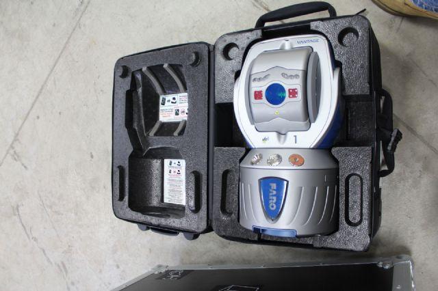 Faro Vantage Laser Tracker Los Angeles California Tools