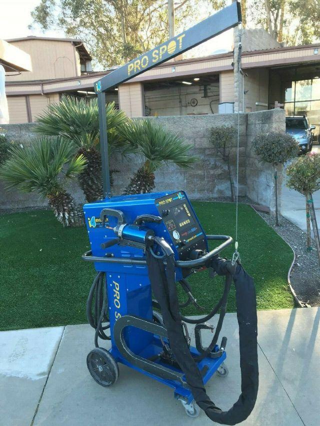 Pro Spot i4 Spot Welder LOS ANGELES CALIFORNIA Tools For